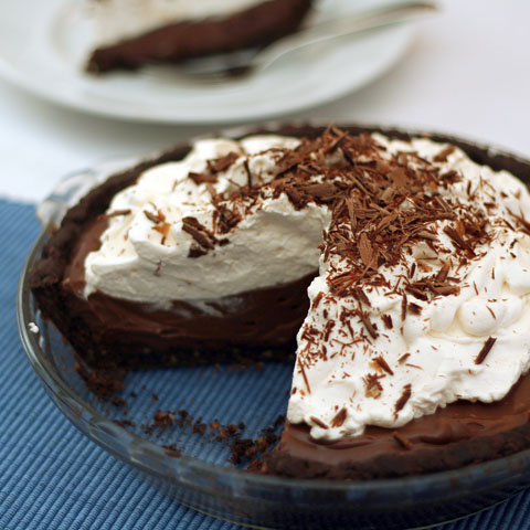Chocolate Cream Pie | Flour Arrangements