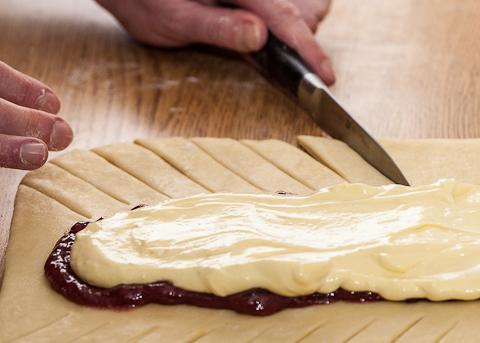 Raspberry Cream Cheese Braid   Flour Arrangements