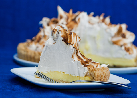 Pie in the Sky | Lemon-Lime Meringue Pie
