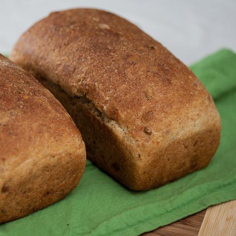 multigran pumpkin seed bread