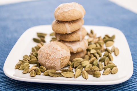 Cardamom Spiced Cookies | Flour Arrangements