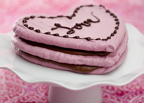 meringue heart stack-1