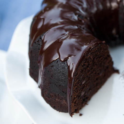 Chocolate Pound Cake Box Mix