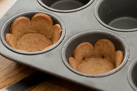 Muffin Tin Crusts