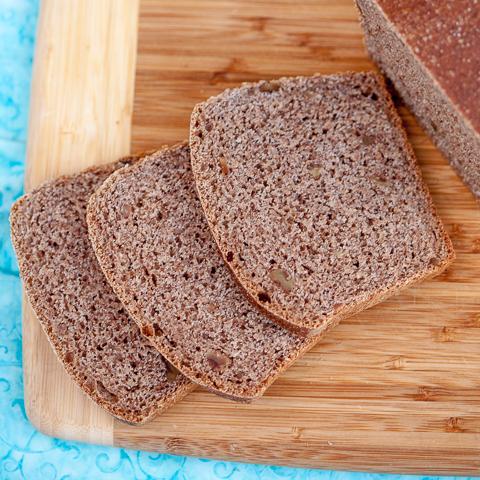100 Percent Whole Wheat Bread | Flour Arrangements
