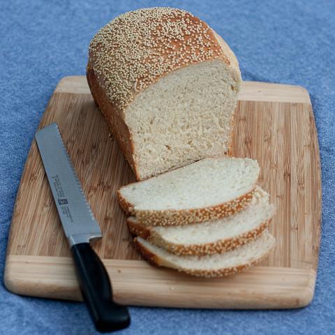 Cheddar Millet Bread