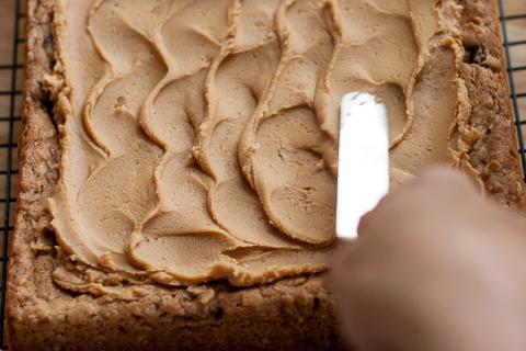 Peanut Butter Chocolate Chunk Brownies