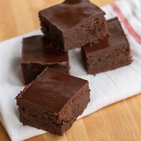 Cinnamon-Chocolate Brownies