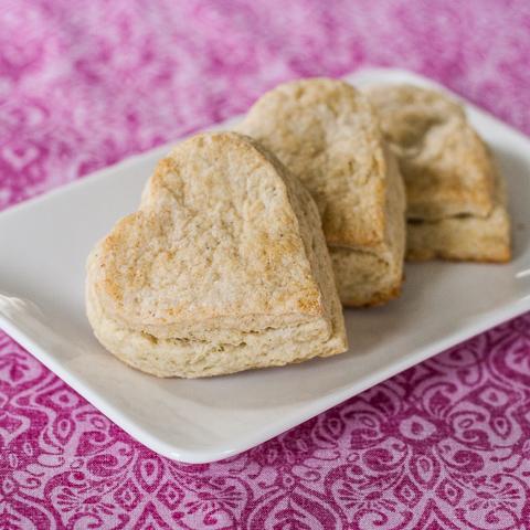 Cardamom Scones | Flour Arrangements