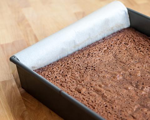 Cinnamon-Chocolate Brownies   Flour Arrangments