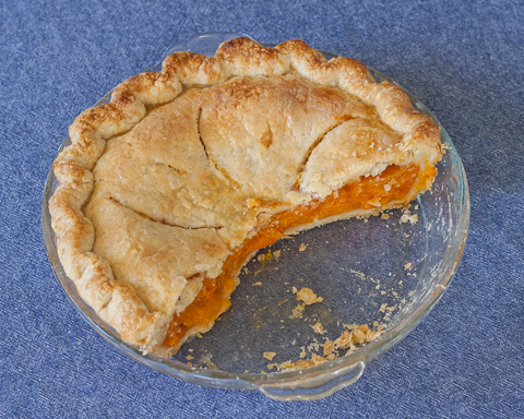 Apricot Pie | Flour Arrangements