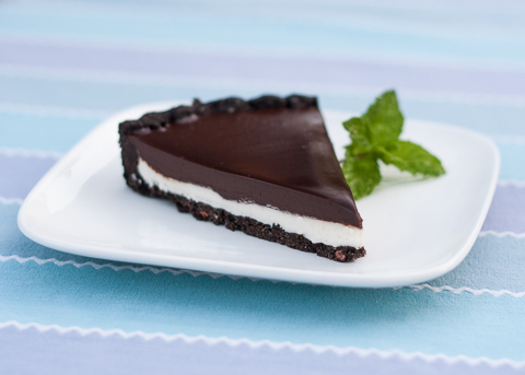 Peppermint Patty Tart | Flour Arrangements