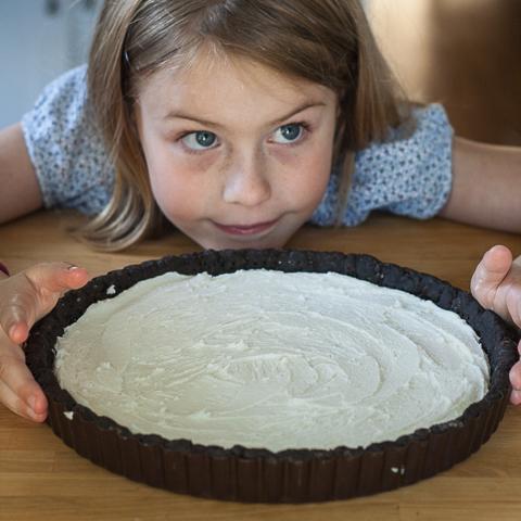 Peppermint Patty Tart | Flour Arrangements